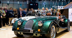 New Morgan Plus 6