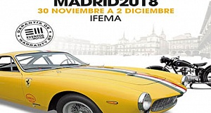 Madrid Retromóvil 2018