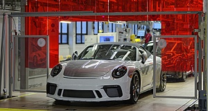 Porsche 991-final Producction 911 Speedster