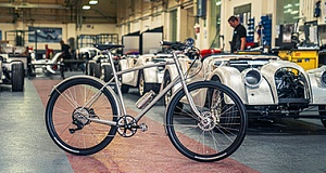 Morgan-Pashley Bicicleta 110 th