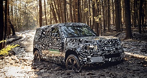 Land Rover Defender 2020 ¿?