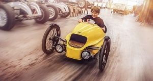 Morgan EV3 júnior