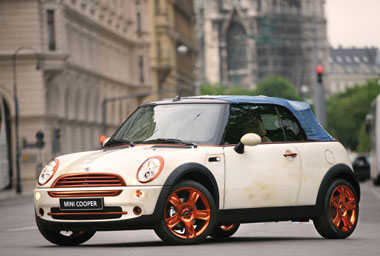 ART Car Mini por DIESEL