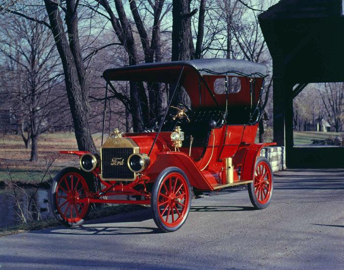 Ford T Centenario (1908-2008)