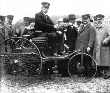 Patente Carl Benz 1886