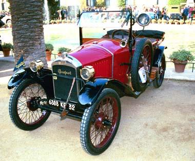 Peugeot BB (1913-1916)