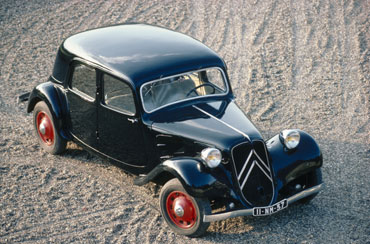 Citroën Traction 75 th 1934