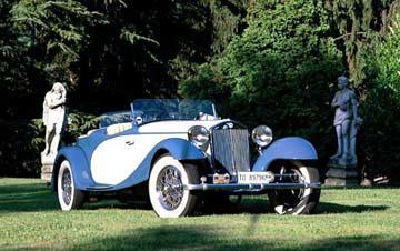 Lancia Astura 1933