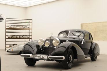 Mercedes Benz 540K 1934-1938