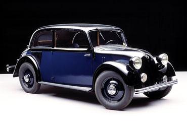 Mercedes Benz 130 (W23) de 1935