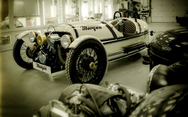 Morgan 3Wheeler 1000 Edition