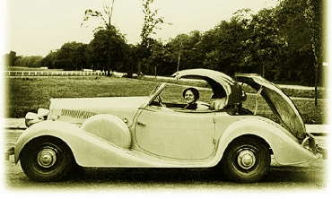 Peugeot 401 Eclipse 1935