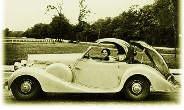 Carros de carreras antiguos