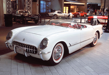 Corvette de 1953