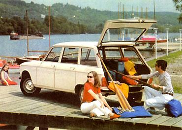 Peugeot 204 de 1965 - 304 de 1969