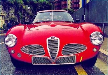 Alfa Romeo 6c 3000 CM de 1953