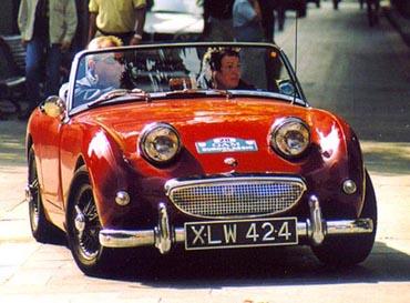Austin Sprite MKI 1958-1961