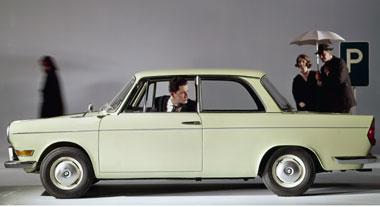 BMW 700 de 1959