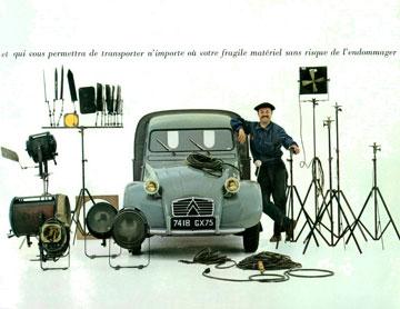 Citroën 2cvFurgoneta 1951-1961