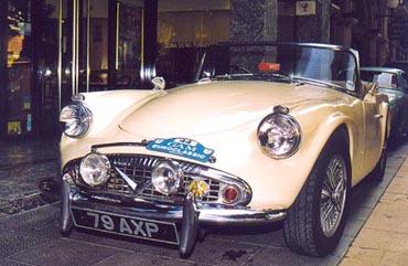 Daimler 250 SP 1959-1964