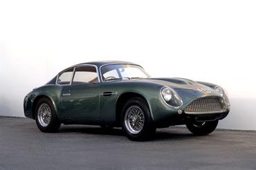Aston Martin DB4 GT 1960-1963