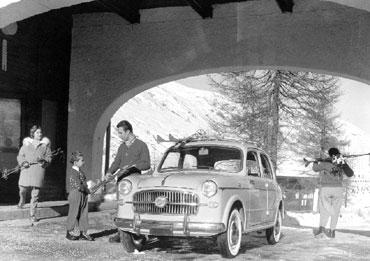 Fiat 1100 de 1953
