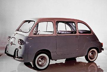 Fiat Multipla (1955-1969)