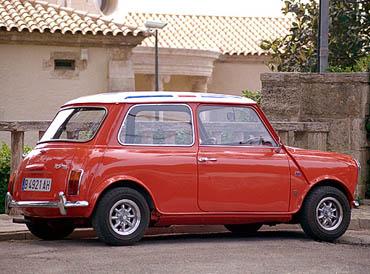 Mini Cooper 1300 de 1974