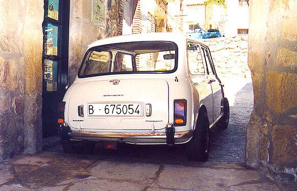 Mini Morris 1275 C