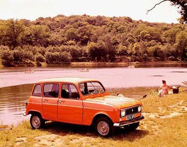 Renault 4L 1961