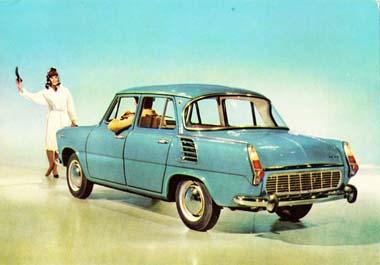 Skoda 1000MB 50th (1964-2014)