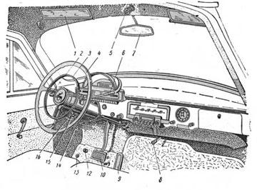 Volga M21 de 1963