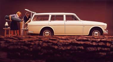 Volvo Amazon State Wagon 1962 - 50 aniversario 2012