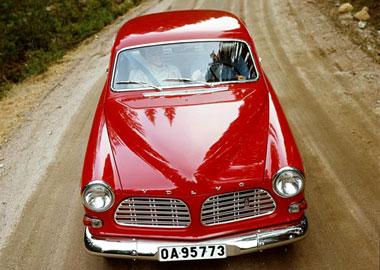 Volvo P130 Amazon 1961-1970