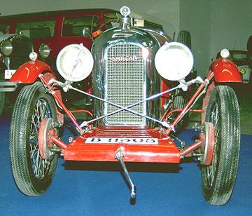 Amilcar CGSS 1923-1926
