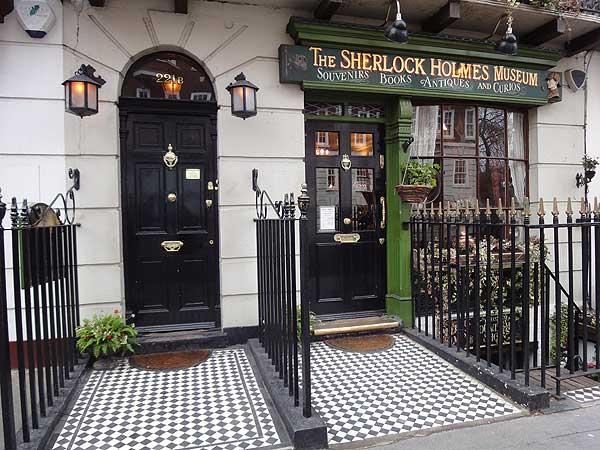 La casa de sherlock holmes - Casa de sherlock holmes ...