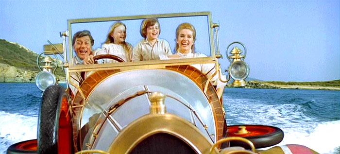 star cars: chitty chitty bang bang volando