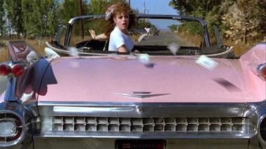 El Cadillac Rosa (1989)