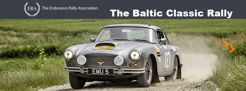 The Baltic Classic Rally