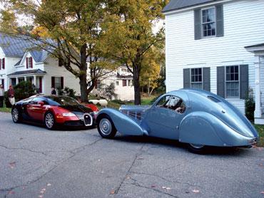 Bugatti 100 Aniversario