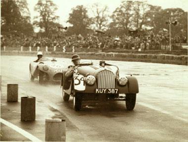 Morgan Cars Racing Competición
