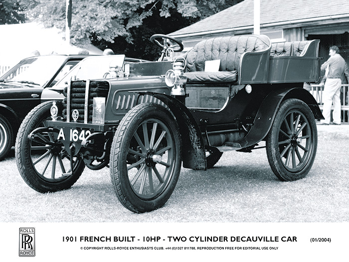 1901 French Built