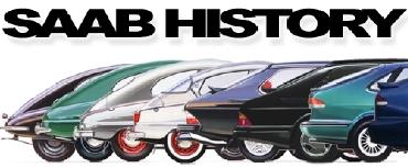 Saab Historia-Timeline