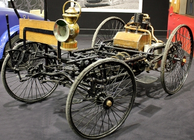 Carrera Paris-Bordaux-Paris. (1200kms) de 1895Leyendas Motor - Carrera de 1895