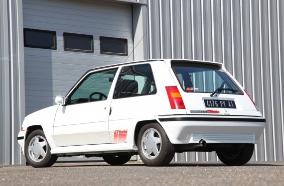 Renault 5 GT Turbo2