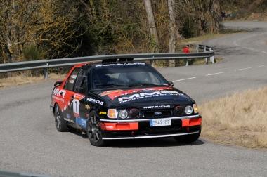 Triumfo de Daniel Alonso en el 64 Rally Costa Brava