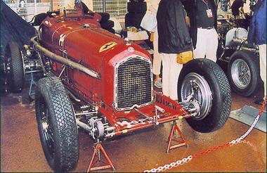 Alfa Romeo Type B-P3