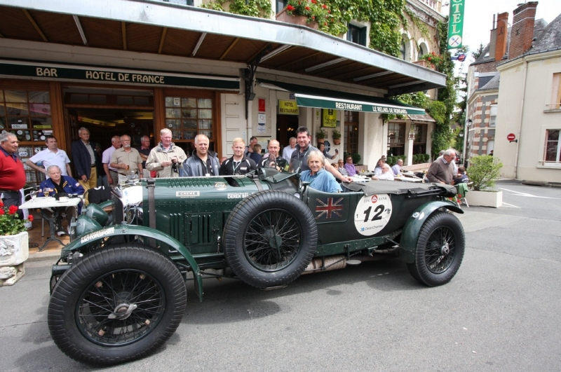 Derek Bell y Bentley