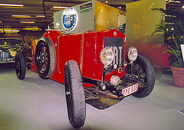 Fiat 509 Spinto Monza