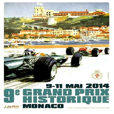 9º Gran Prix de Monaco Historique 9-11 mayo 2014